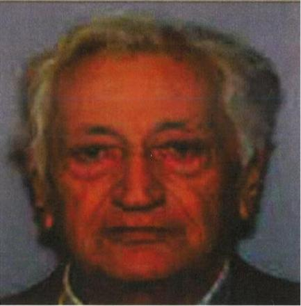 Guiliano Burroni was last seen on Tuesday evening
