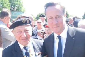 D-Day hero determined to pass on remembrance legacy as veterans' association verges on closure