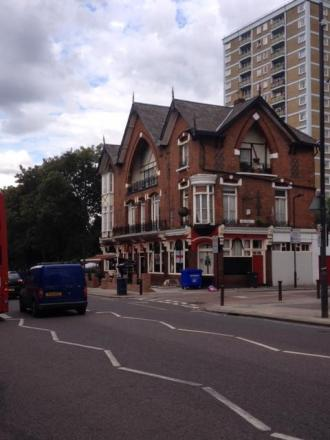The Woodberry Tavern, Seven Sisters Road