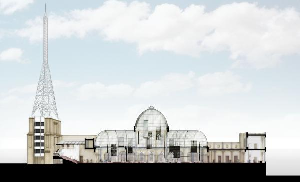 New plans for Alexandra Palace emerge