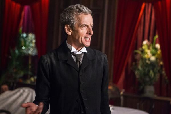 See pictures from the new series of Doctor Who starring Crouch End's Peter Capaldi
