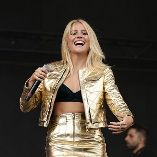 Pixie Lott is heading for the Strictly ballroom