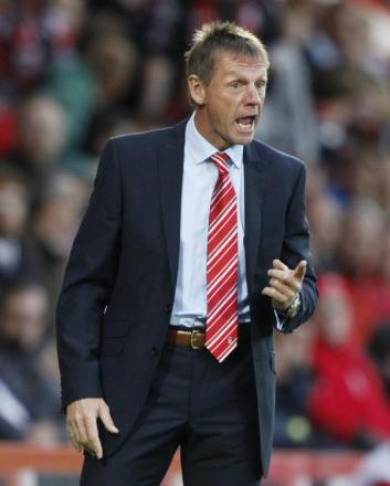 Nottingham Forest manager Stuart Pearce. Picture: Action Images