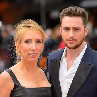 Sam Taylor-Johnson was left red-faced after police were called to he