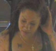 Images of woman released following train assault