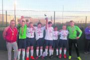 Real Madrid Elite (London) Under-13s are into the national finals