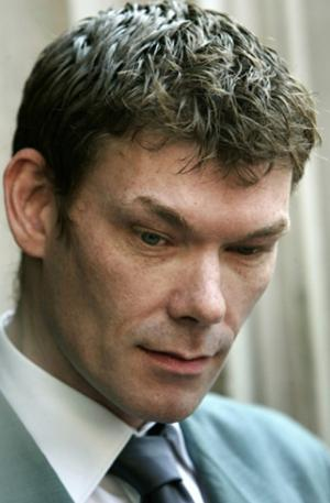 'Disappointed': Gary McKinnon, 42, and his solicitors are not happy with the CPS's decision
