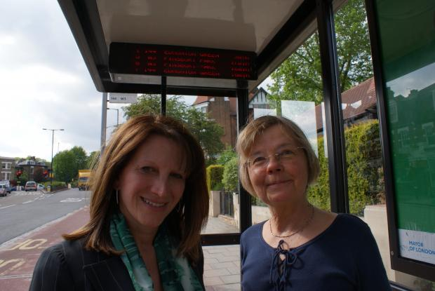Bus users and councillors have been campaigning to get the 144 service to stop at Muswell Hill Roundabout's accessible stop